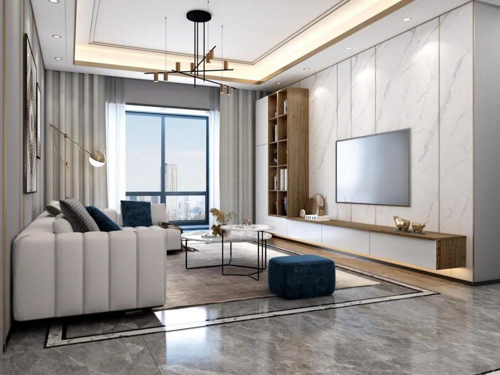 120㎡新房这样装,美哭了-柏豪但丁家居-衣柜-全屋定制-高端定制品牌-舒适居家-乐享生活