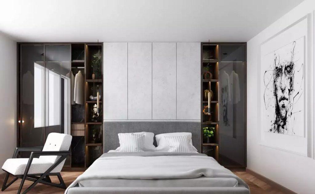 几十款定制衣柜案例,总有一款适合你家!